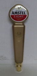 Amstel Light Ceramic Beer Bar Tap Handle Amstel Light Ceramic Beer Bar Tap Handle Amstel Light Ceramic Beer Bar Tap Handle amstellightceramictapnib