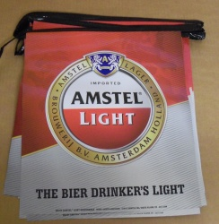 Amstel Light Beer Flag Banner