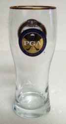 Amstel Light Beer PGA Golf Glass