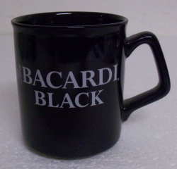 Bacardi Black Rum Mug
