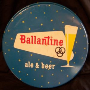 Ballantine Ale Beer Tray ballantine ale beer tray Ballantine Ale Beer Tray ballantinealebeertrayrear 300x300
