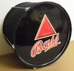 Bass Ale Drum Display