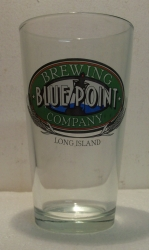 Blue Point Brewing Beer Pint Glass