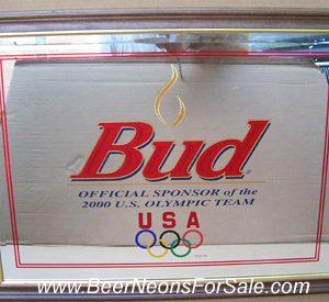 Budweiser Beer Olympics Mirror