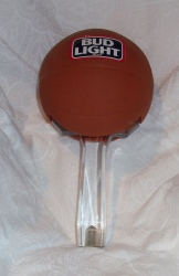 Beer Tap Handles all products All Products budlightbasketball2piecetap