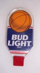 Bud Light Beer Basketball Tap Handle