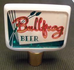 Bullfrog Beer Bar Vintage Tap Handle Bullfrog Beer Bar Vintage Tap Handle Bullfrog Beer Bar Vintage Tap Handle bullfrogbeertap