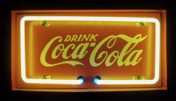 Other Non Alcoholic Signs all products All Products cocacolaconcessionneon