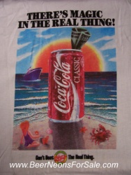 Coca Cola Soft Drink T-Shirt