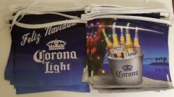 Corona Feliz Navidad Beer Bar Flag Banner Sign