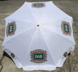 DAB Beer Patio Beach Umbrella