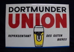 Dortmunder Union TOC Beer Bar Sign Dortmunder Union TOC Beer Bar Sign Dortmunder Union TOC Beer Bar Sign dortmunderuniontoc