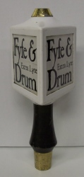 Fyfe Drum Beer Tap Handle