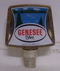 Genesee Beer Tap Handle