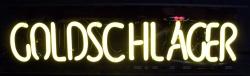 Goldschlager Neon Liquor Bar Sign Light goldschlager neon sign Goldschlager Neon Sign goldschlager