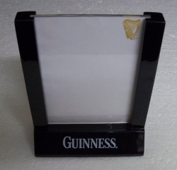 Guinness Stout Table Tent