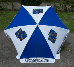 Hoegaarden Beer Patio Beach Umbrella