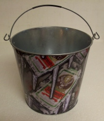 Jagermeister Liquor Bar Tin Bucket Jagermeister Liquor Bar Tin Bucket Jagermeister Liquor Bar Tin Bucket jagermeisterbucket