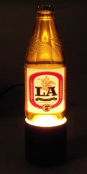 LA Beer Bottle Light