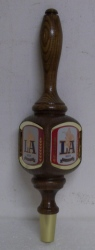 LA Beer Tap Handle la beer tap handle LA Beer Tap Handle labeerwoodtapnib