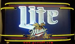 Lite Beer Marquis Neon Sign beer sign collection My Beer Sign Collection 2 – Not for sale but can be bought… liteclassic e1595070923435