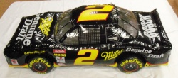 Miller Genuine Draft Beer NASCAR Inflatable