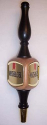 Michelob Deluxe Beer Bar Vintage Tap Handle Michelob Deluxe Beer Bar Vintage Tap Handle Michelob Deluxe Beer Bar Vintage Tap Handle michelob3sideddeluxetap