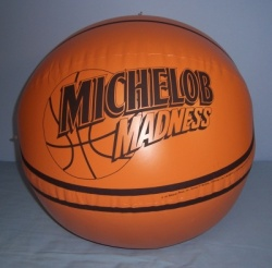 Michelob Beer Basketball Madness Inflatable