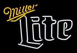 Miller Lite Neon Beer Bar Sign Light miller lite neon beer bar sign light Miller Lite Neon Beer Bar Sign Light millerlite2015