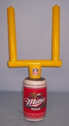 Miller Beer Football Inflatable