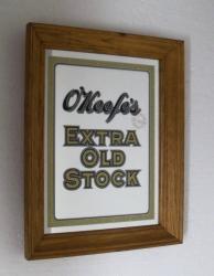 O'Keefe's Extra Old Stock Beer Bar Mirror O'Keefe's Extra Old Stock Beer Bar Mirror O'Keefe's Extra Old Stock Beer Bar Mirror okeefesextraoldstockmirror
