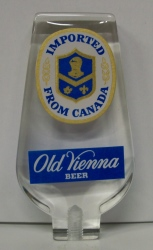 Old Vienna Beer Tap Handle