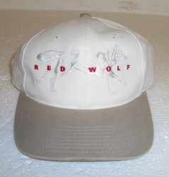 Red Wolf Beer Hat