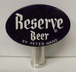 Reserve Beer Tap Handle