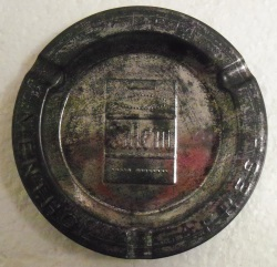 Salem Cigarettes Tin Ashtray