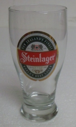 Steinlager Pint Beer Bar Tulip Beer Glass Pitchers