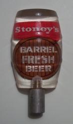 Stoneys Beer Tap Handle