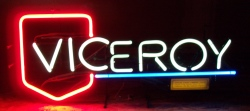 Viceroy Cigarettes Neon Sign beer sign collection My Beer Sign Collection 2 – Not for sale but can be bought… viceroy