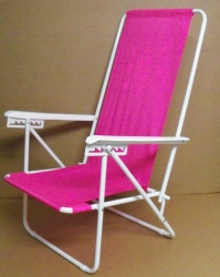 Virginia Slims Cigarettes Beach Chair