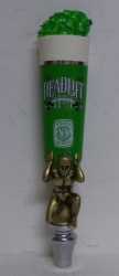 Widmer Brothers Deadlift IPA Tap Handle
