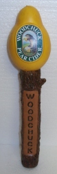 Woodchuck Pear Cider Tap Handle