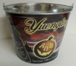 Yuengling Black Tan Beer Bucket