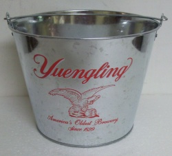 Yuengling Beer Bucket