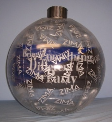 Zima Malt Ornament Inflatable