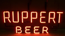beer sign collection MY BEER SIGN COLLECTION 2 – Not for sale but can be bought… ruppertbeerminihanger
