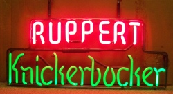 beer sign collection MY BEER SIGN COLLECTION 2 – Not for sale but can be bought… ruppertknickerbockerhanger