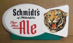 my beer sign collection MY BEER SIGN COLLECTION 2 – Not for sale but can be bought… schmidtstigerheadalesign