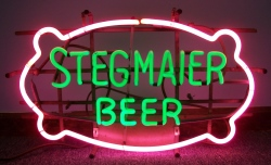 beer sign collection MY BEER SIGN COLLECTION 2 – Not for sale but can be bought… stegmaierbeer1956