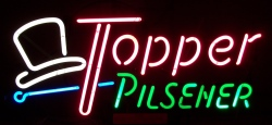 beer sign collection My Beer Sign Collection 2 – Not for sale but can be bought… topperpilsener