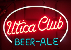beer sign collection My Beer Sign Collection 2 – Not for sale but can be bought… uticaclubbeerale